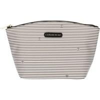 Borse Donna Trousse Pash Bag 8385Gisele Ghiaccio a righe nere