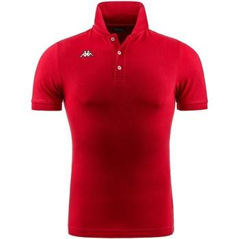Abbigliamento Bambino Polo maniche corte Kappa 302B3D0-Y Rosso
