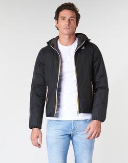 Abbigliamento Uomo Piumini K-Way JACQUES THERMO PLUS Nero