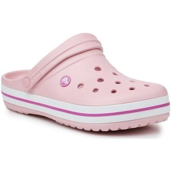 Scarpe Donna Zoccoli Crocs Crocband 11016-6MB pink