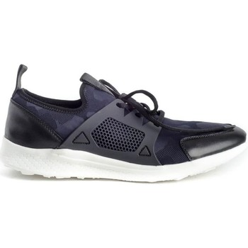 Scarpe Uomo Sneakers basse Hobb's MC 35215 Blu