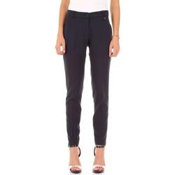 Abbigliamento Donna Pantaloni morbidi / Pantaloni alla zuava Fly Girl 30023-07 Blu