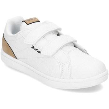 Scarpe Unisex bambino Sneakers basse Reebok Sport Royal Comp Cln 2V Bianco