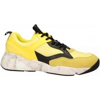 Scarpe Uomo Sneakers basse Cromier TECNOnylon yellow