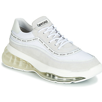 Scarpe Donna Sneakers basse Bronx BUBBLY Bianco