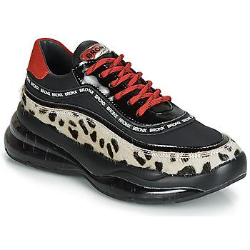 Scarpe Donna Sneakers basse Bronx BUBBLY Nero