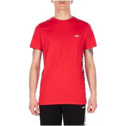 Abbigliamento Uomo T-shirt maniche corte Fila TALAN TEE SS 002-black