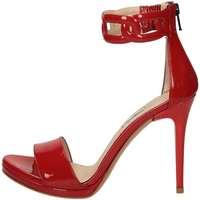 Scarpe Donna Sandali Lalilina 947 Rosso