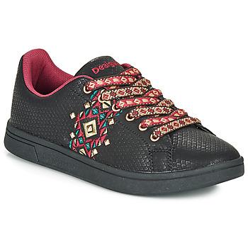 Scarpe Donna Sneakers basse Desigual COSMIC NAVAJO Nero