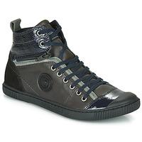 Scarpe Donna Sneakers alte Pataugas BANJOU Antracite