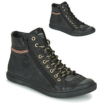 Scarpe Donna Sneakers alte Pataugas BONO Nero
