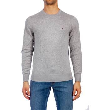 Abbigliamento Uomo Maglioni Tommy Hilfiger MW0MW09779 001 GRIG Grigio