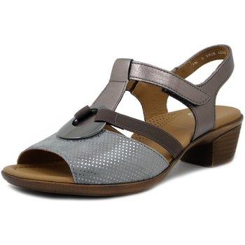 Scarpe Donna Sandali Ara Sandalo grigio-bronzo