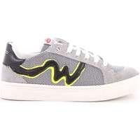 Scarpe Unisex bambino Sneakers basse Balducci 246 - BS525A Grigio