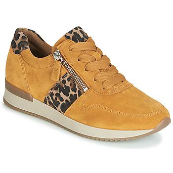 Scarpe Donna Sneakers basse Gabor 3342010 Mostarda