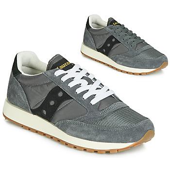Scarpe Uomo Sneakers basse Saucony JAZZ ORIGINAL VINTAGE Grigio / Nero