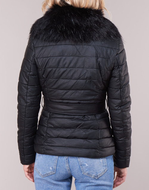 Louve Consegna Mood Donna Moony 7500 Abbigliamento Piumini Nero Gratuita SqpMVUz