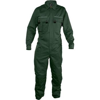 Abbigliamento Uomo Tuta jumpsuit / Salopette Sols SOLSTICE PRO MULTI WORK Verde