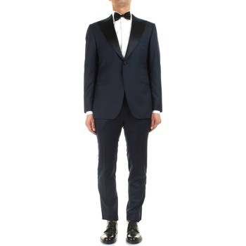 Abbigliamento Uomo Completi Kiton UASM861K07R1504001 Blu