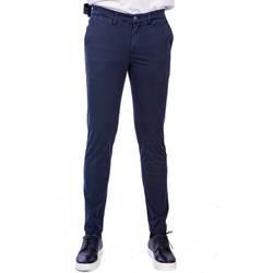 Abbigliamento Uomo Pantaloni 5 tasche C +Plus P008DF 2326 4002 ALM Blu