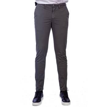 Abbigliamento Uomo Pantaloni 5 tasche C +Plus P008DF 2326 5497 ALM Grigio