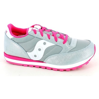 Scarpe Bambina Sneakers basse Saucony 161005.16_38 ARGENTO