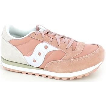 Scarpe Bambina Sneakers basse Saucony 161004.14_38 ROSA