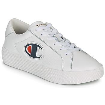 Scarpe Donna Sneakers basse Champion ERA LEATHER Bianco