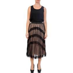 Abbigliamento Donna Tuta Twin Set TA72G1-06 Nero