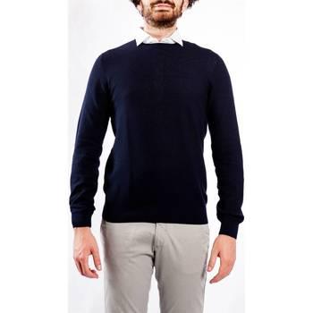 Abbigliamento Uomo T-shirts a maniche lunghe La Fileria 58190/20635 598 Maglia Uomo Uomo Blu Blu