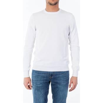 Abbigliamento Uomo T-shirt maniche corte La Fileria 57129/20617/002 Maglia Uomo Uomo Bianco Bianco