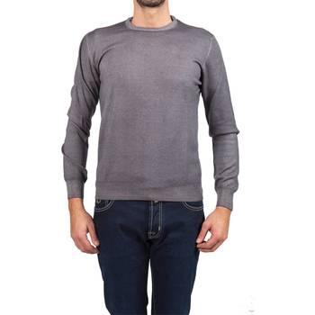 Abbigliamento Uomo Maglioni La Fileria 5516782792/011 GRI Maglia Uomo Uomo Grigio Grigio