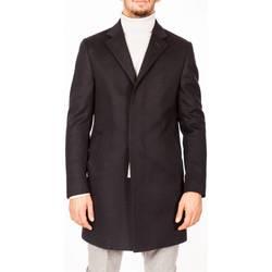Abbigliamento Uomo Cappotti C.c. Corneliani 62180/01 1Z12 Cappotto Uomo Uomo Blu Blu