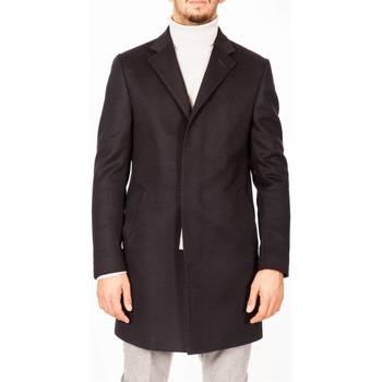 Abbigliamento Uomo Cappotti C.c. Corneliani 62180/01 1Z12 Blu