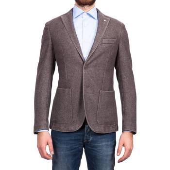 Abbigliamento Uomo Giacche / Blazer L.b.m. 1911 35043/03 2888 Grigio