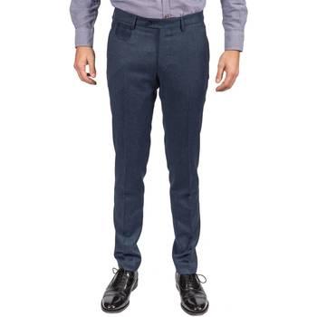 Abbigliamento Uomo Pantaloni da completo Berwich SC PATCH/RD1054 BLU Blu