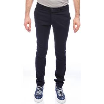 Abbigliamento Uomo Pantaloni 5 tasche Berwich DR GREEN RIT92X MAL Panna