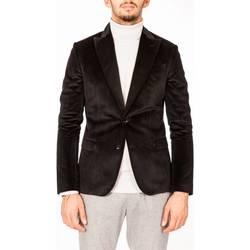 Abbigliamento Uomo Giacche / Blazer Alessandro Dell'acqua AD2114D6/G0018 80 N Nero