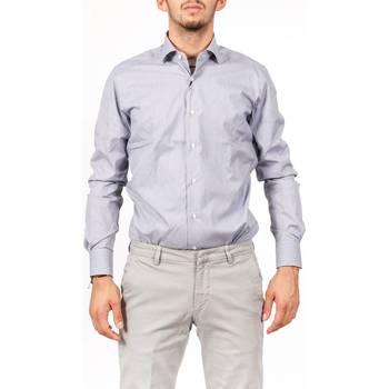Abbigliamento Uomo Camicie maniche lunghe Xacus 558/11234 57 Fantasia