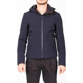 Abbigliamento Uomo Giubbotti Up To Be HYBRID AG 801 BLU Giubbino Uomo Uomo Blu Blu