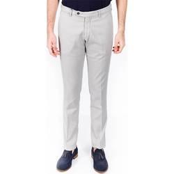 Abbigliamento Uomo Pantaloni 5 tasche Michael Coal RICKY 2395A 03 GRI Ghiaccio