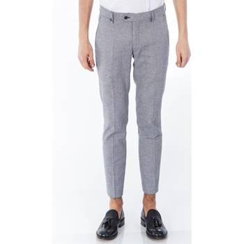 Abbigliamento Uomo Pantaloni 5 tasche Michael Coal RICKY 2134 22 BLU Blu