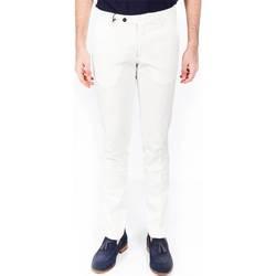 Abbigliamento Uomo Pantaloni 5 tasche Michael Coal MARLON 3277 LUNGO Pantalone Uomo Uomo Panna Panna