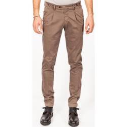 Abbigliamento Uomo Pantaloni 5 tasche Michael Coal FREDERICK 2001 14 CA Pantalone Uomo Uomo Tortora Tortora