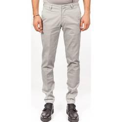 Abbigliamento Uomo Pantaloni 5 tasche Michael Coal BRAD 2000 12 GRI Pantalone Uomo Uomo Grigio Chiaro Grigio Chiaro