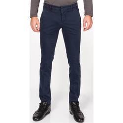 Abbigliamento Uomo Pantaloni 5 tasche Michael Coal BRAD2000 10 BLU Blu
