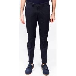 Abbigliamento Uomo Pantaloni 5 tasche Re-hash P249 MUCHA 2104 4002 Blu