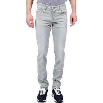 Abbigliamento Uomo Jeans dritti Re-hash P015 0088 RUBENS-Z Grigio Chiaro