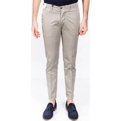 Abbigliamento Uomo Jeans dritti Re-hash MUCHA 7604 5899 439 Beige