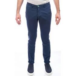 Abbigliamento Uomo Pantaloni 5 tasche Barbati P-LIKE 221/121 BLU Pantalone Uomo Uomo Blu Chiaro Blu Chiaro